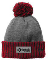 Intek New Era ®  Knit Beanie with Patch