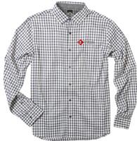 Intek Storm Creek® 4-Way Stretch Eco-Woven Shirt-Gingham