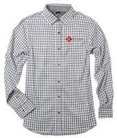 Intek Storm Creek® Ladies 4-Way Stretch Eco-Woven Shirt-Gingham