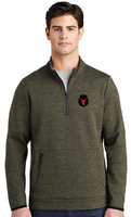 Red Bulls Double Knit Technical 1/4 Zip