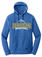 HHS Girls Basketball Fan - New Era® Unisex Triblend Crossover Hoodie