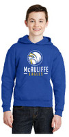 McAuliffe Youth Pullover Hooded Sweatshirt