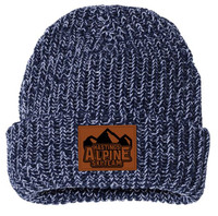 Hastings Alpine Chunky Knit Cap