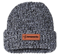 Tempworks Chunky Knit Cap