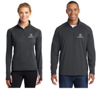 - STAFF ONLY  - STAFF ONLY -  Kennedy Sport-Wicking Stretch 1/2-Zip Pullover