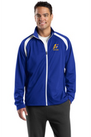 HWC Warm Up Embroidered Track Jacket