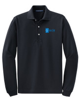 St. Paul Public Schools - Long Sleeve Rapid Dry™ Polo