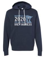 Brew Madness Lightweight Hooded Sweatshirt
