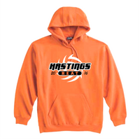 Hastings Heat Pennant Player Hoodie (PLAYERS ONLY)