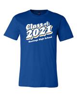 HHS Seniors Essential Heavyweight T-Shirt