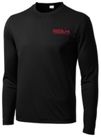 REDLine Sport Tek Long Sleeve Performance Shirt