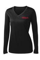 REDLine Ladies Sport Tek Long Sleeve Performance Shirt