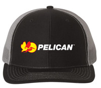 Pelican CA Embroidered Snapback Trucker Cap