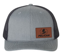 Pelican CA Snapback Trucker Cap with Patch