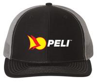Peli UK Embroidered Snapback Trucker Cap