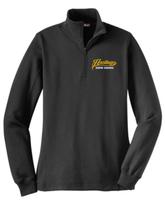 Hastings Show Choirs Ladies Quarter Zip Sweatshirt