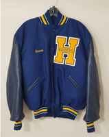 Extended Sleeve Letter Jacket Package