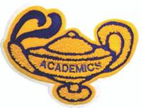 Academics Lamp