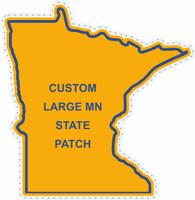 Custom Large MN Patch