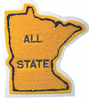 MN State Patches