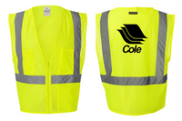 Cole ML Kishigo Ultra Cool 3-Pocket Safety Vest