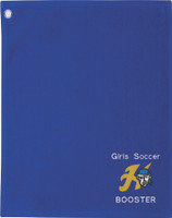 HGS Booster Club Golf Towel with Grommet & Hook