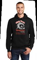 Might Thunder Horsepower Fundraiser Hooded Sweatshirt