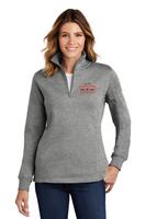 STS Ladies 1/4-Zip Sweatshirt