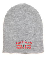 STS Classic Short Knit Beanie