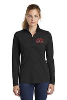 STS Ladies Tri-Blend Wicking 1/4-Zip Pullover