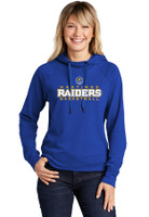 HBB  Ladies Lightweight French Terry Pullover Hoodie