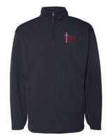 SEAS Performance Fleece Quarter-Zip Pullover