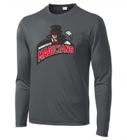 MN Magicians Youth Competitor Long Sleeve Tee