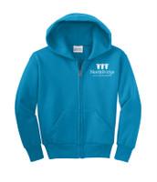 NBCD Youth Core Fleece Full-Zip Hoody