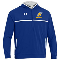 Hooded Pullover Jacket - High School Players only