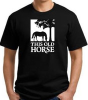 This Old Horse Fundraiser Tee