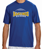 HHS Football Performance Fan Tee
