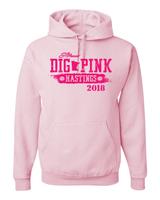 DIG PINK Fundraiser Sweatshirt