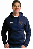 Lonsdale Fire Hooded Sweatshirt