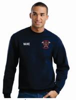 Lonsdale Fire Crew Neck Sweatshirt