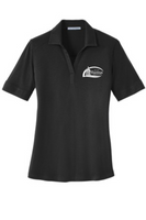 City of Hastings Ladies Silk Touch Interlock Performance Polo