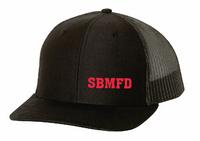 SBMFD Trucker Snapback Cap