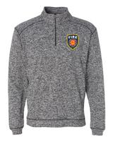 SBM Cosmic Fleece 1/4 Zip Pullover Sweatshirt
