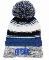 HHS Alpine Knit Pom Hat