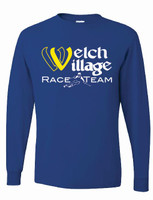 Welch Village Race Team Long Sleeve Tee