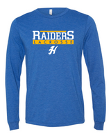 Hastings Lacrosse Long Sleeve Tee
