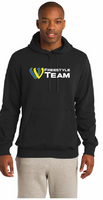 Welch Village Freestyle Team Applique Hoodie