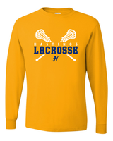 HHS Girls LAX Long Sleeve Tee (Fan Tee)