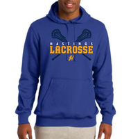HHS Girls LAX Cotton Blend Hoodie