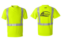 City of Hastings Kishigo High Performance High Vis Tee